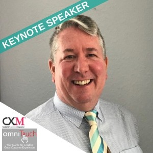 Daniel Ord: Speaking at the Call and Contact Center Expo USA